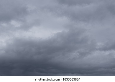 stratus clouds in the sky