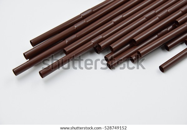 Straw Coffee Color Brown Soft Focus Stock Photo (Edit Now) 528749152