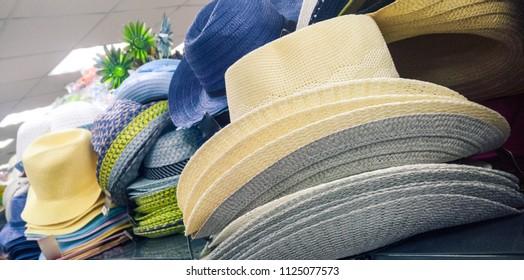 straw hats on sale