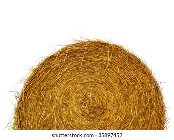 Straw roll