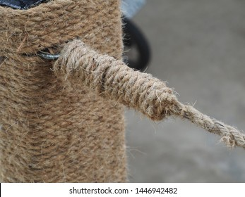 Rope Around a Pole Images, Stock Photos & Vectors   Shutterstock