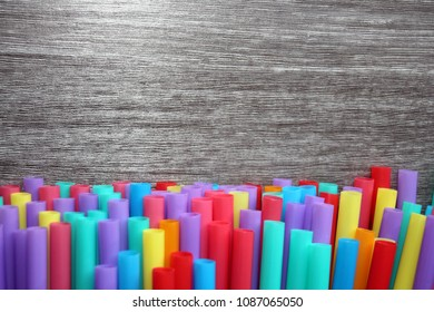 straw straws plastic drinking background colourful  full screen single use pollution disposable stock, photo, photograph, picture, image,