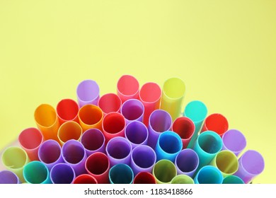straw straws plastic drinking background colourful  full screen single use stock, photo, photograph, picture, image,