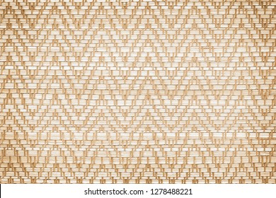 straw weave or mat texture abstract background