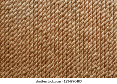Straw woven texture