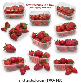 strawberries in a box (with path)