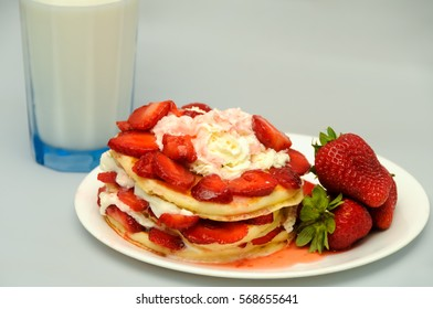 Strawberry Breakfast
