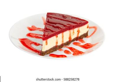 strawberry cheesecake;