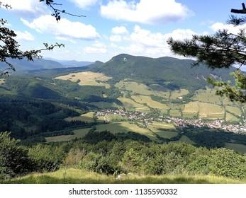 Strazovske hills, Slovakia