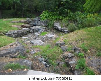Stream in Park