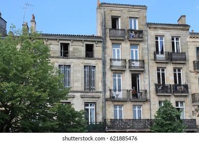Street in Bordeaux, France