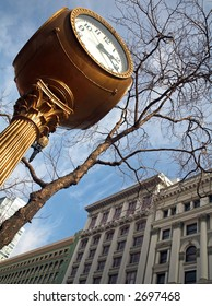 Street Clock (San Francisco)