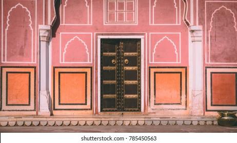 Street doors - Jaipur