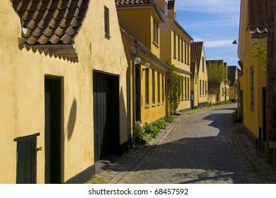 Street in dragoer