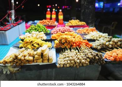 Street food in Hue, Vietnam