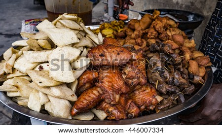 Street Food in Nigeria