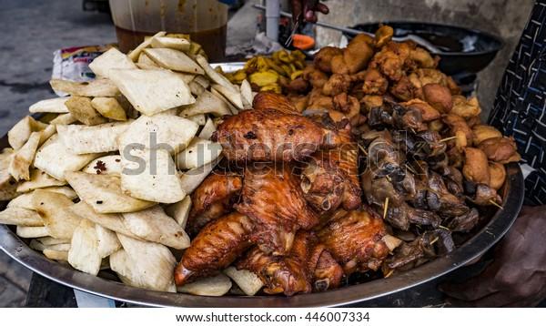 Street Food in Nigeria