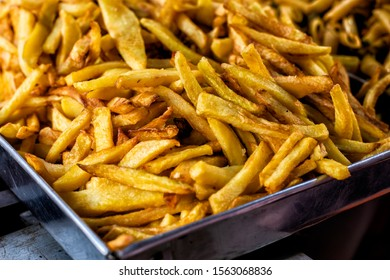 Street French Fries from Bangladeshi Street Cart