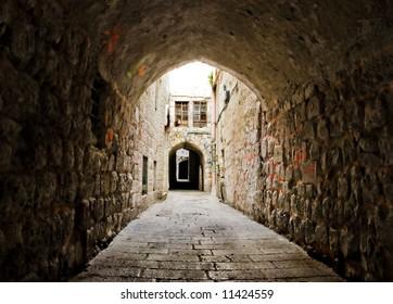 Street of Jerusalem
