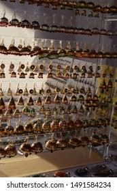 Street Jewellery shop at market
