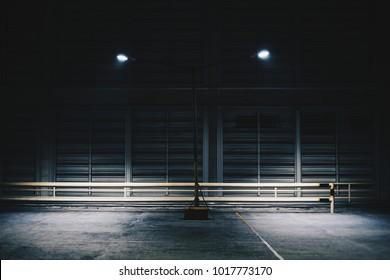 Street light in many tones