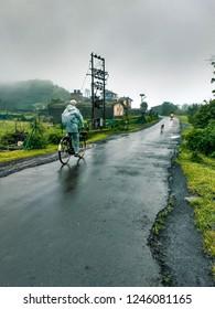 Street of Lonavala, Maharashtra