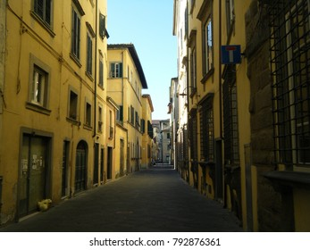 street in Lucca