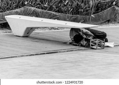 street photography homeless
