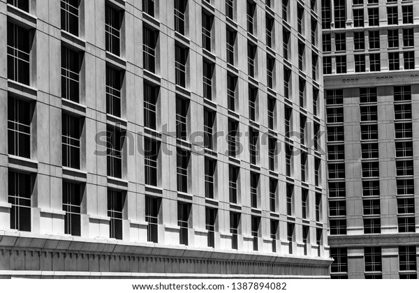 Street Photography Modern Buildings Bw Stock Photo (Edit Now ...