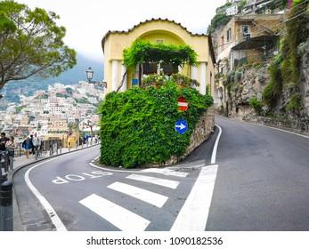 street of positano