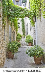 Street in Provence