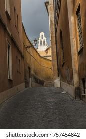 Street Scape Rome
