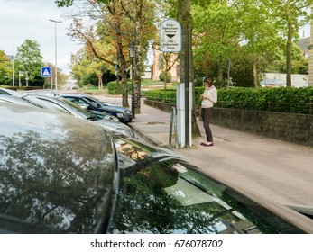 Parking Receipt Images, Stock Photos & Vectors | Shutterstock