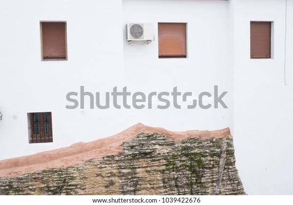 Street of Setenil de las Bodegas, Andalusia, Spain