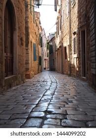 Street in Stari Grad, Hvar