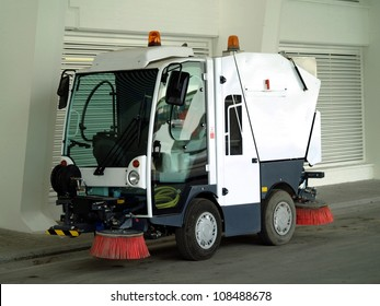 Street Sweeper.