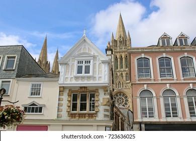 Street in Truro, Cornwall