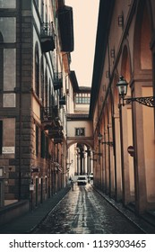Street view in Florence, Italy