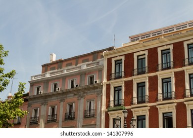 Street View in Madrid
