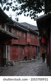 Street view in Yunnan
