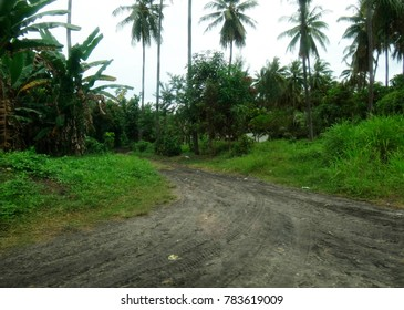 Street views of Rabaul and Matupit, Papua New Guinea