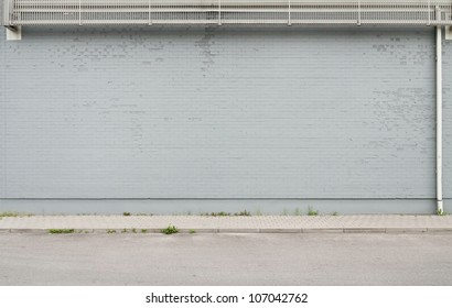 Street wall background, texture