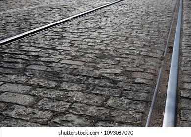 Streetcar Tracks, 1