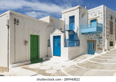 Streets of Astypalaia