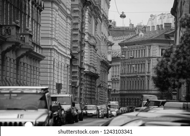 Streets of Budapest, Hungary