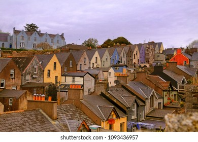 Streets of Cobh, Co. Cork, Ireland