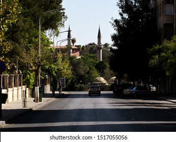 In the streets of Damascus Syria