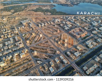 streets in karachi look like daimonds an eic view discovered it with my drone