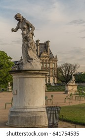 The streets of Paris are filled with historical architecture and statues showing the history of the landmark French city