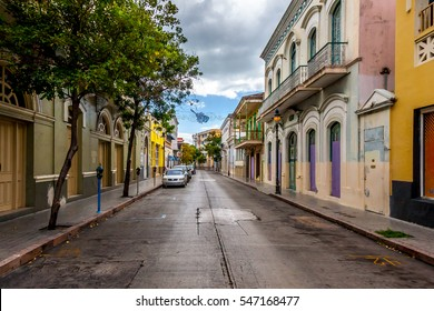 Streets of Puerto Rico